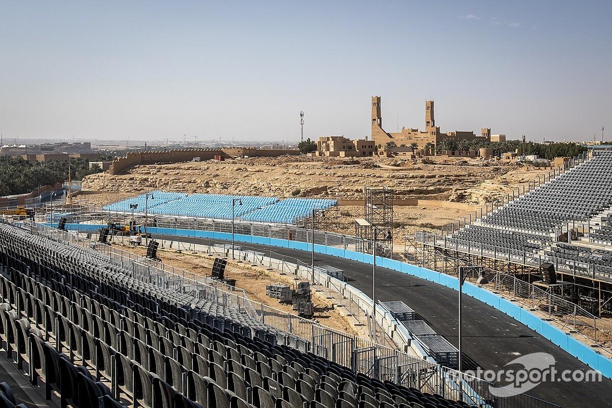 Confira os horários da Fórmula E na Arábia Saudita