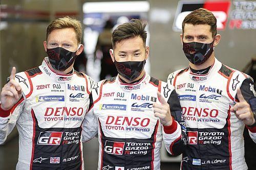 Szóste pole position Toyoty
