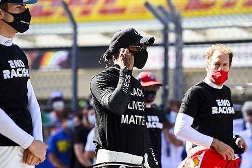 Vettel, Verstappen y Leclerc defienden a Hamilton por su sanción