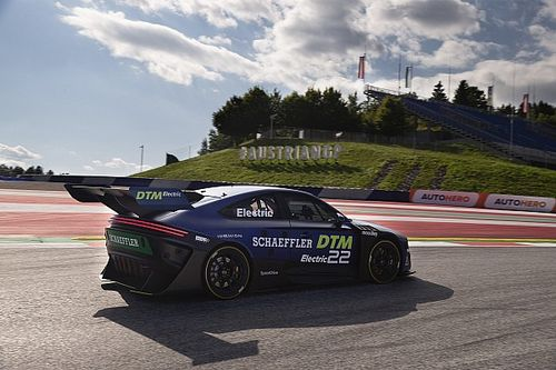How DTM ran an electric car from a remote location at Red Bull Ring