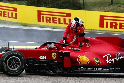 "Leclerc: Stroll's Hungarian GP start move ""unrealistic"""