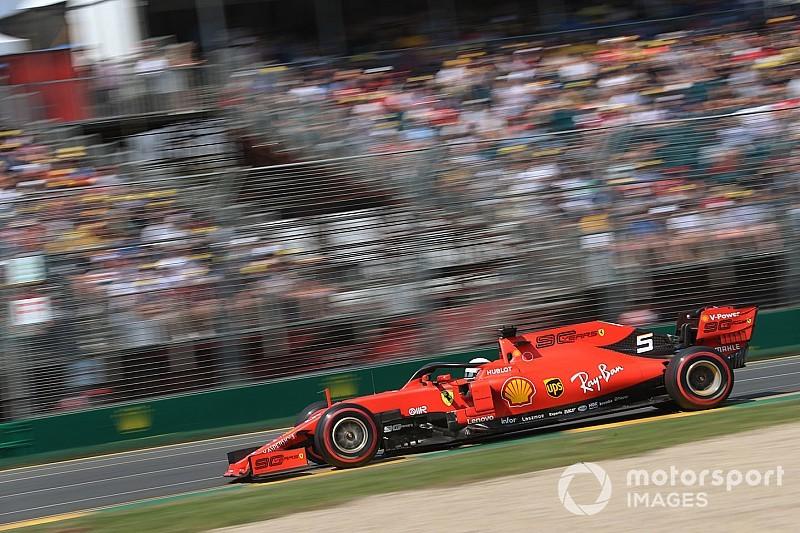 Vettel: Ferrari debería ser mejor que esto