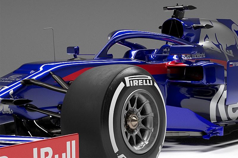 GALERIA: Confira em detalhes o novo STR14 da Toro Rosso