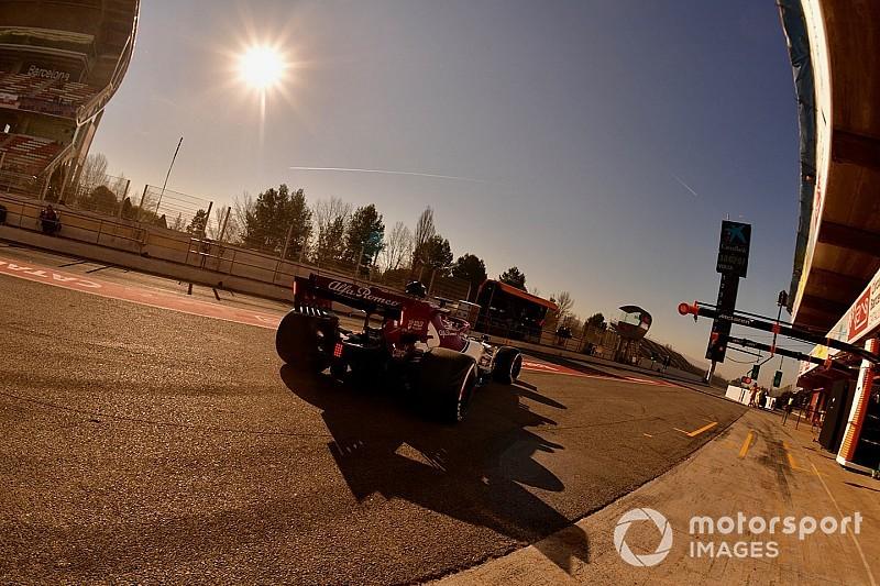 Los números de la segunda y última semana de test de F1 en Barcelona