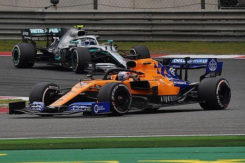 迈凯伦决心在2021年改用梅赛德斯引擎