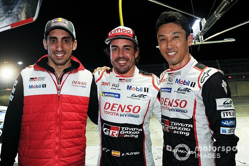 WEC Sebring: Alonso bezorgt Toyota pole met ronderecord