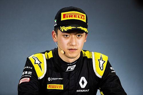Чжоу выиграл азиатский чемпионат Формулы 3, Сидоркова осталась без очков