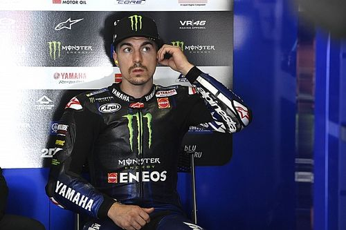"Vinales ""worried"" after ""not normal"" Portugal MotoGP race"