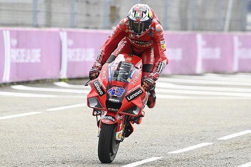 Las mejores fotos del caótico GP de Francia 2021 de MotoGP