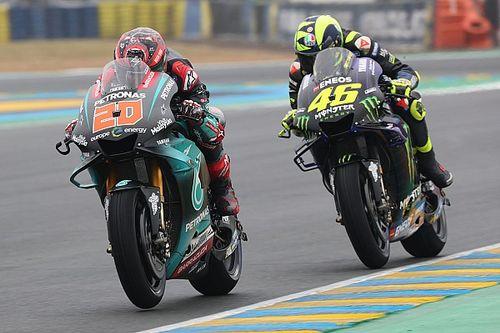 """Baz: """"Quartararo è il futuro di Yamaha dopo l'addio di Rossi"""""""