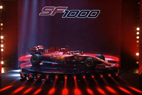 Video: presentazione Ferrari SF1000