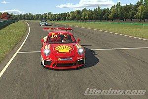 Erick Goldner coloca Shell novamente no lugar mais alto do pódio no automobilismo virtual