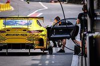 Mercedes wesprze DTM