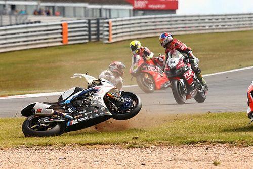 "Sykes brands Donington Superpole race chaos a ""joke"""