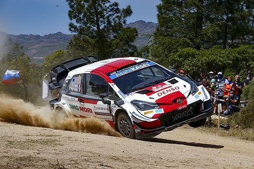 Report WRC: Hyundai in Sardegna è bella ma fragile. Toyota gode