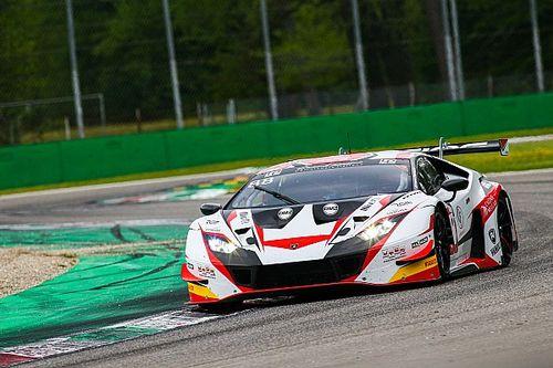 GT Italiano: LP Racing a Pergusa con Perolini-Veglia-Negro