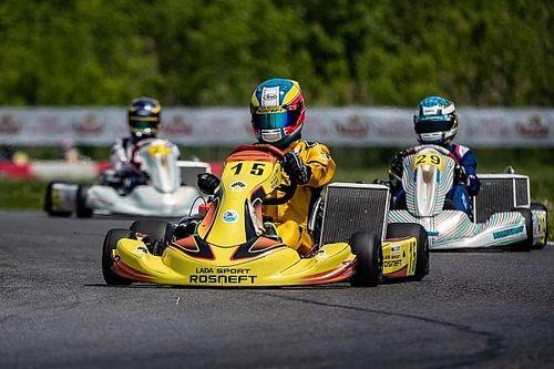 Пилот LADA Sport ROSNEFT одержал вторую победу в чемпионате России по картингу