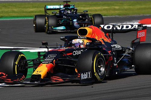 """Hamilton: Red Bull sigue """"ligeramente por delante"""" en ritmo"""