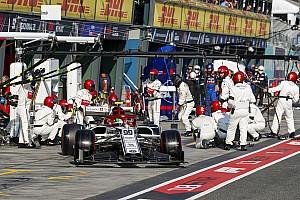 Глава Alfa Romeo похвалил Джовинацци за гонку, которая «кончилась на первом круге»