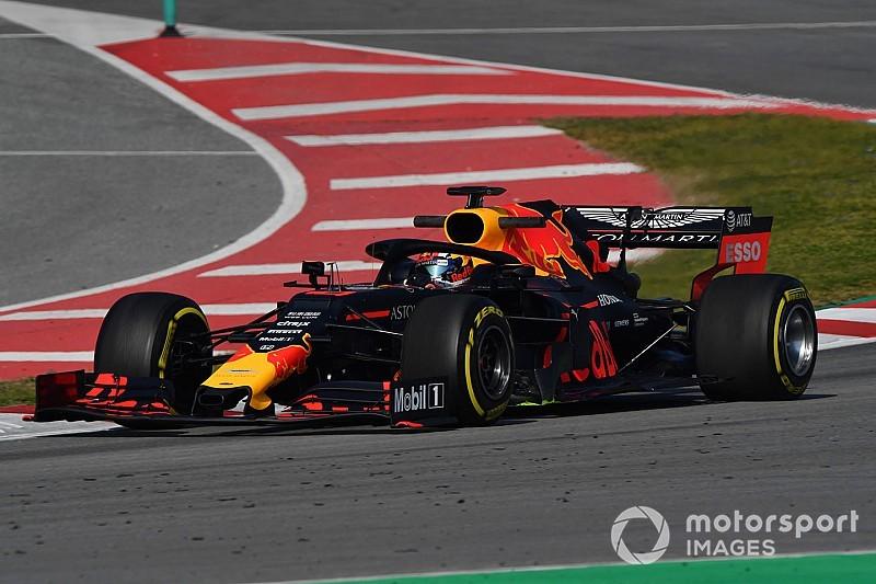 Red Bull назвала перші тести Ф1 із Honda найкращими у своїй історії
