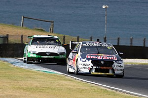The texts that set up Tander's surprise Triple Eight debut