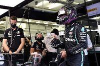 ¡El cara a cara entre compañeros de F1 en clasificación!