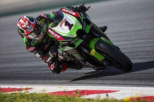 Rea leader des tests de Barcelone devant Redding et Gerloff