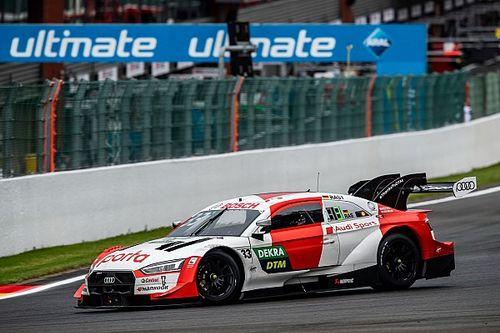 DTM: prima vittoria del 2020 per René Rast in Gara 2 a Spa