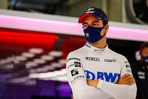 """بيريز يتجه للمشاركة في جائزة إسبانيا الكبرى بعد فحص """"كورونا"""" سلبي"""