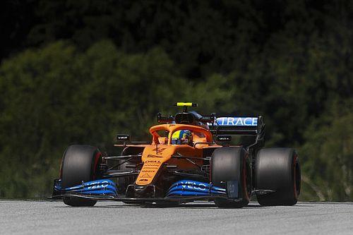 Norris recebe punição de grid por incidente com bandeiras amarelas