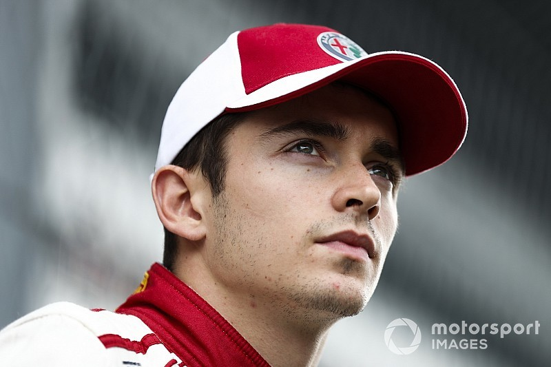 Leclerc: Bianchi's dood maakt Japanse GP