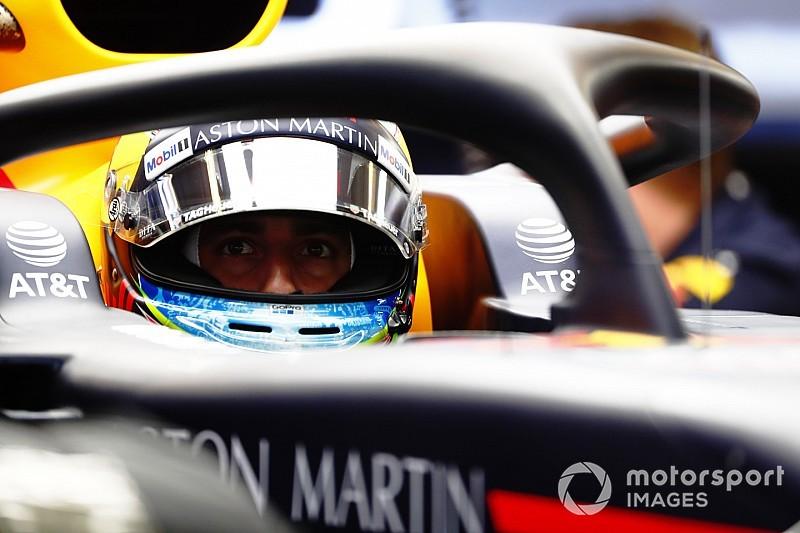 Red Bull, Ricciardo'nun 2018 Renault aracını test etmesine izin vermeyecek