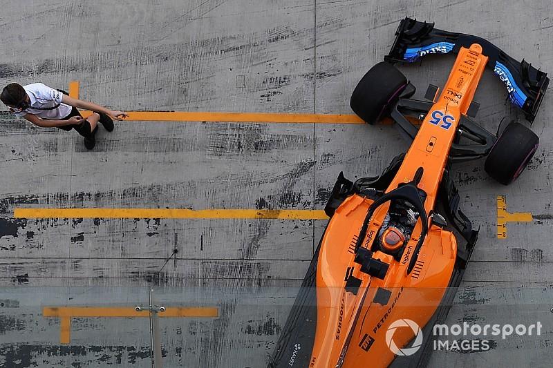 McLaren 2019'da iyi bir F1 aracına sahip olmayı umuyor