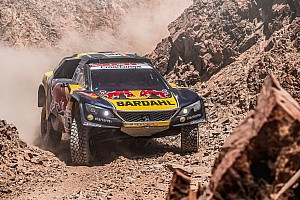 Dakar 2019, Stage 8: Loeb fastest, Al-Attiyah stretches lead