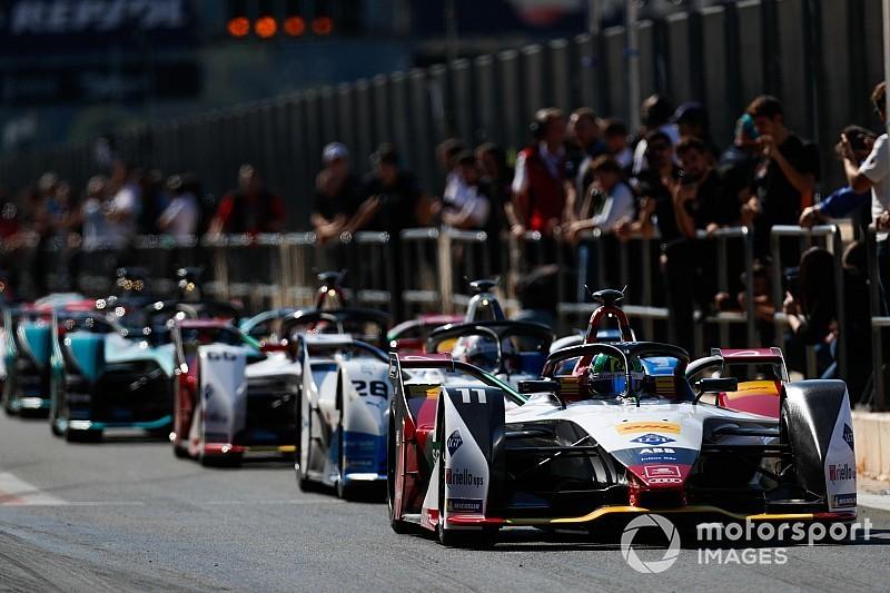 Формула E проведет гонку в Южной Корее