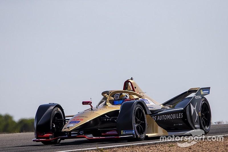 DS Techeetah presenta su nuevo Fórmula E
