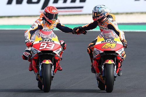 Stats - D'une domination Ducati à un doublé Honda