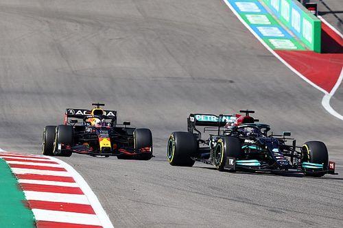 Mercedes Tak Bisa Imbangi Strategi Agresif Red Bull Racing