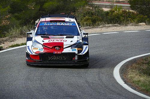 Sebastien Ogier Tak Ubah Banyak Setelan Mobil di WRC Spanyol