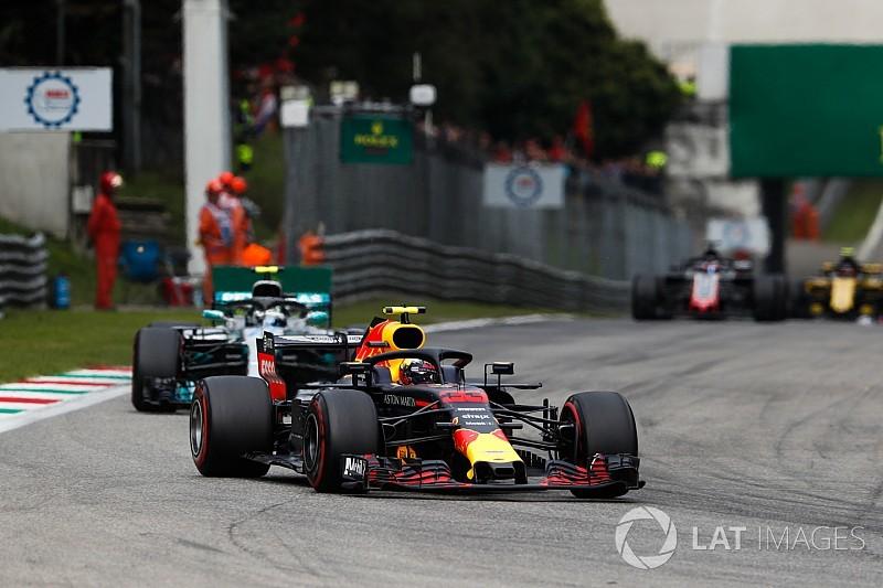 Verstappen discorda de punição sofrida em Monza