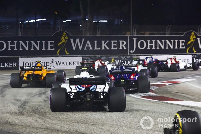 La F1 tiene un arma para mejorar los adelantamientos que antes no tenía, dice Lowe