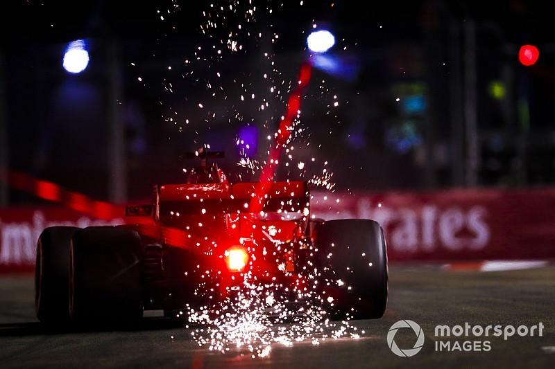 Ferrari: Vettel non ha fatto bingo, quanti problemi nell'incontro al buio con la Rossa!