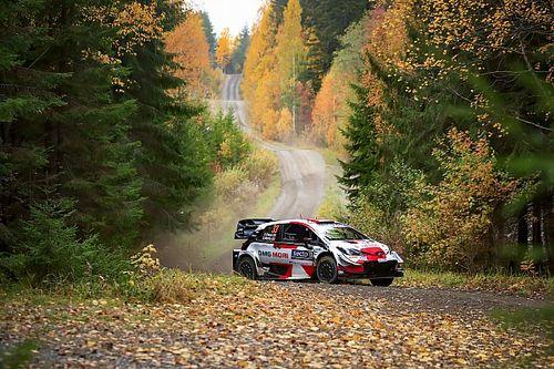 Así queda el WRC 2021 tras el Rally de Finlandia