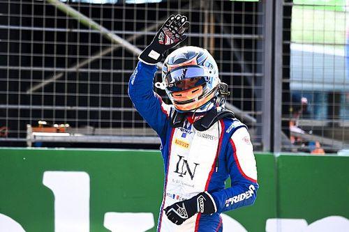 Novalak le gana la pole a Doohan en Sochi