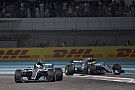 Sirkuit Yas Marina tidak cocok untuk F1 - Hamilton