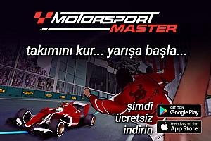 SİMÜLASYON DÜNYASI Son dakika Motorsport Master Türkçe olarak yayında