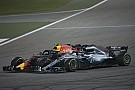 Verstappen: Easy for Hamilton to blame the younger driver