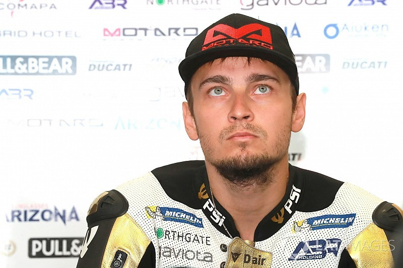 Soal MotoGP 2019, Abraham coba realistis