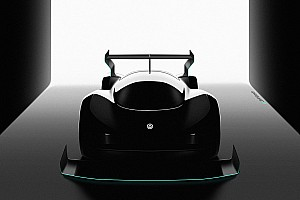 Hillclimb Breaking news Volkswagen targets Pikes Peak record with all-new electric car