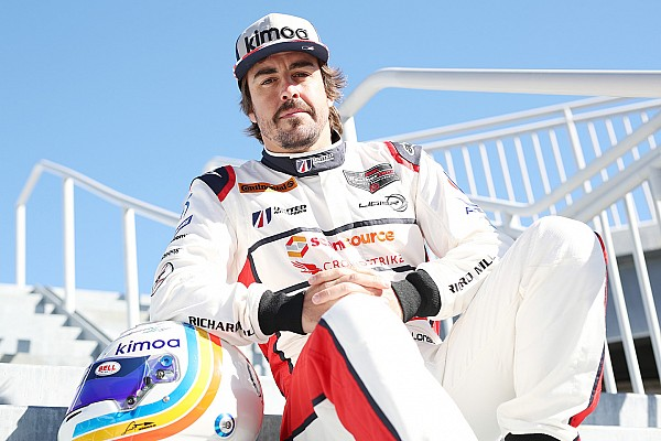 Alonso, Daytona'yı Le Mans kararı için kullanacak